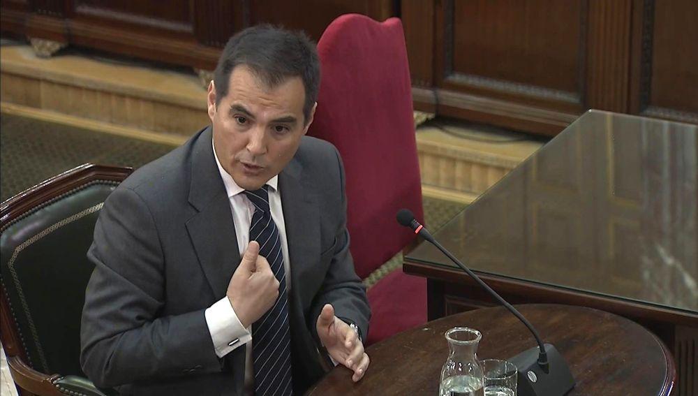 El ex secretario de Estado de Seguridad José Antonio Nieto