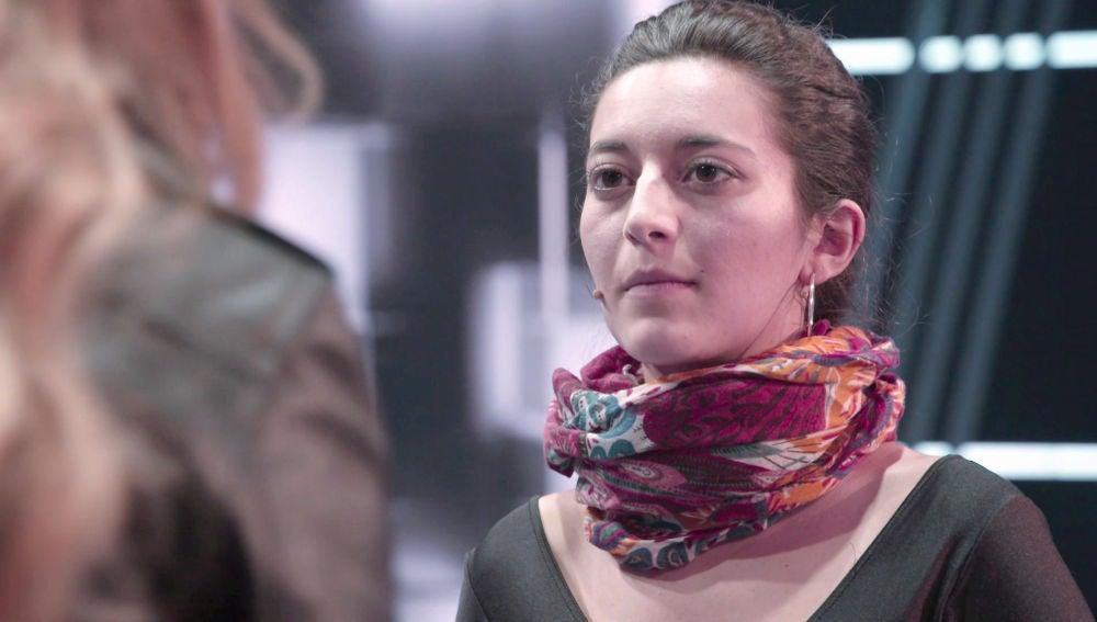 """VÍDEO-LA VOZ:Los consejos de interpretación de Paulina Rubio a Susana Montaña en los ensayos de los Asaltos: """"Tienes que vivir más la letra"""""""