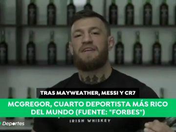 """""""¿Por qué no le arranqué el cuello?"""": Conor McGregor prepara su venganza contra Khabib Nurmagomedov"""