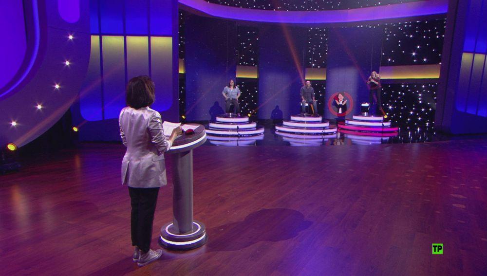 Más diversión este viernes con 'Juego de juegos' en Antena 3