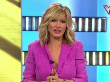 """Susanna Griso confiesa que le ofrecieron ser jefa de prensa del Barça: """"La verdad es que dudé"""""""
