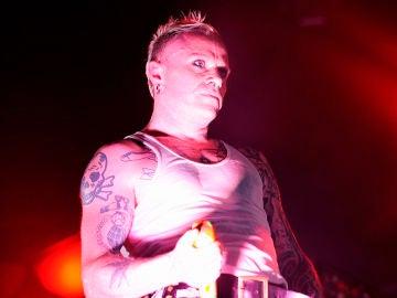 Keith Flint, cantante de The Prodigy