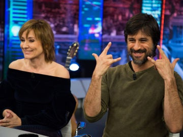 Revive la entrevista completa de Hugo Silva y Nathalie Poza en 'El Hormiguero 3.0'