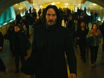 Keanu Reeves en 'John Wick: Capítulo 3'