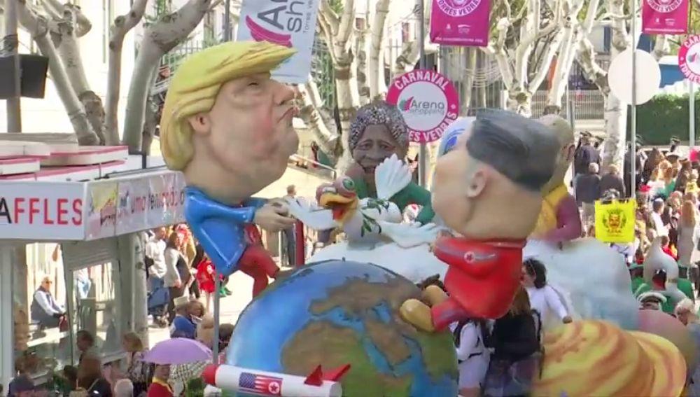 Así celebran el Carnaval en algunos países