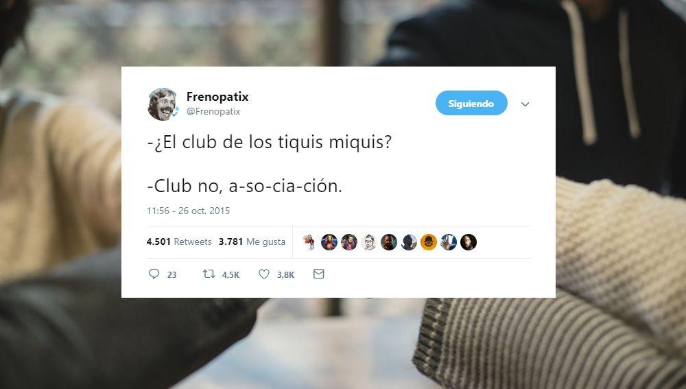 Mejores tuits de clubs