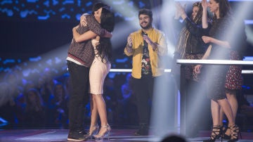 Vídeo: Shadday López y Elena Vargas pasan a la Batalla Final
