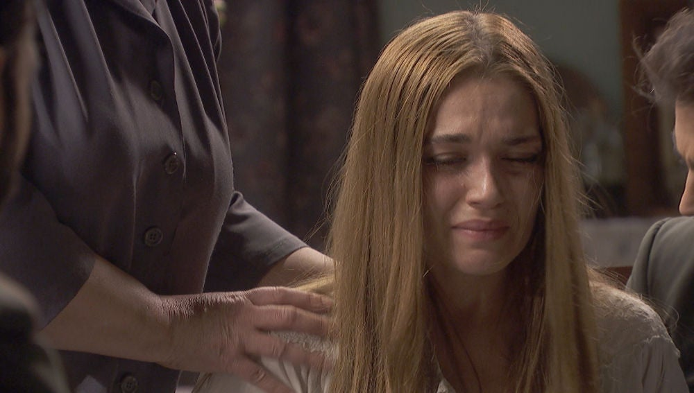 Julieta, derrumbada tras una declaración fallida