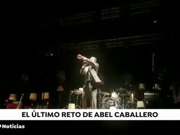 "Abel Caballero cantará el ""Hallelujah"" con Heredeiros da Crus"