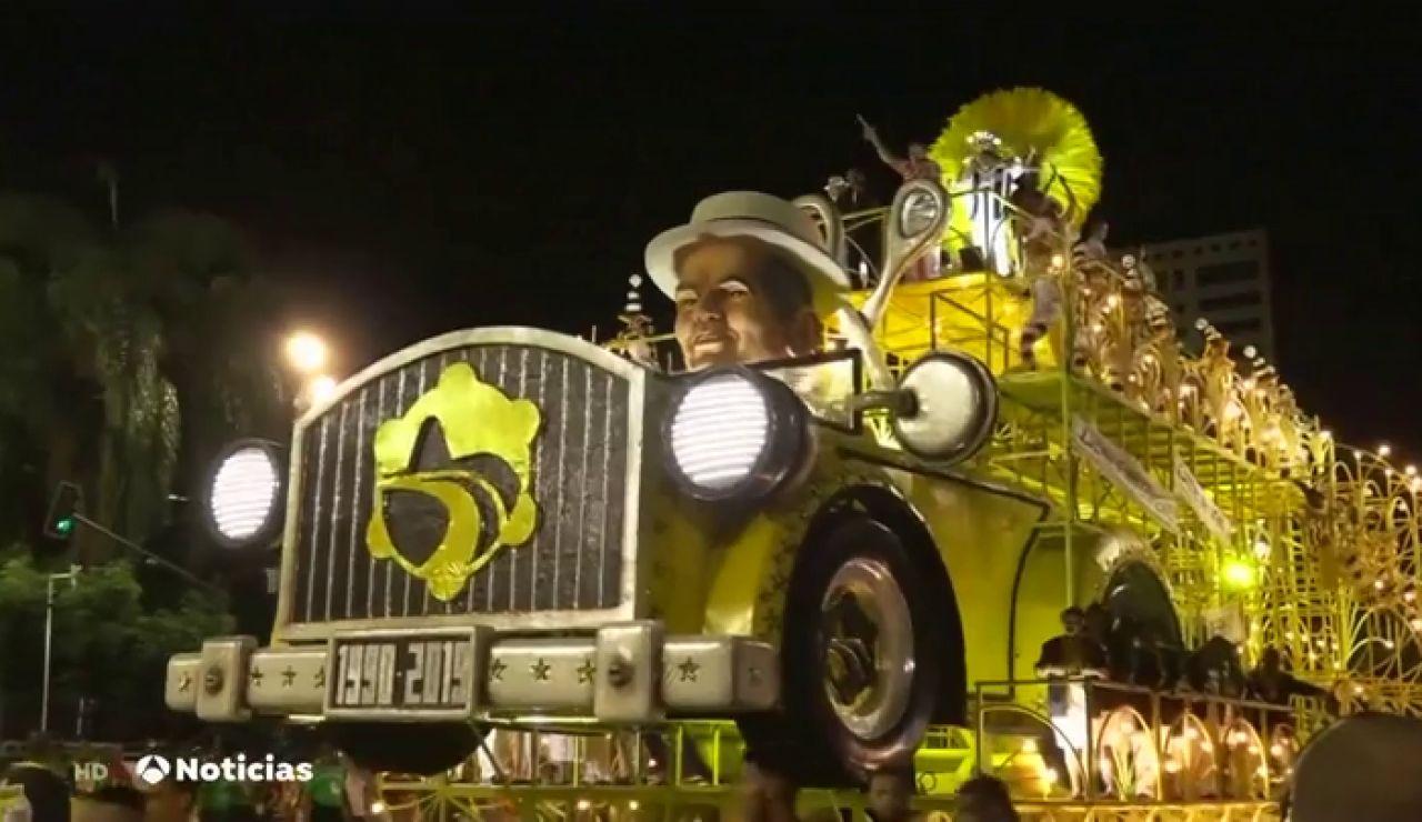 Cabalgata anunciadora del Carnaval Tenerife 2020: Horario, recorrido y cortes de tráfico