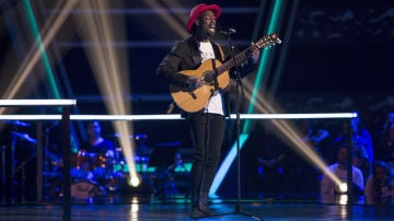 VÍDEO-LA VOZ: Mel canta 'Three Little birds' en los Asaltos de 'La Voz'