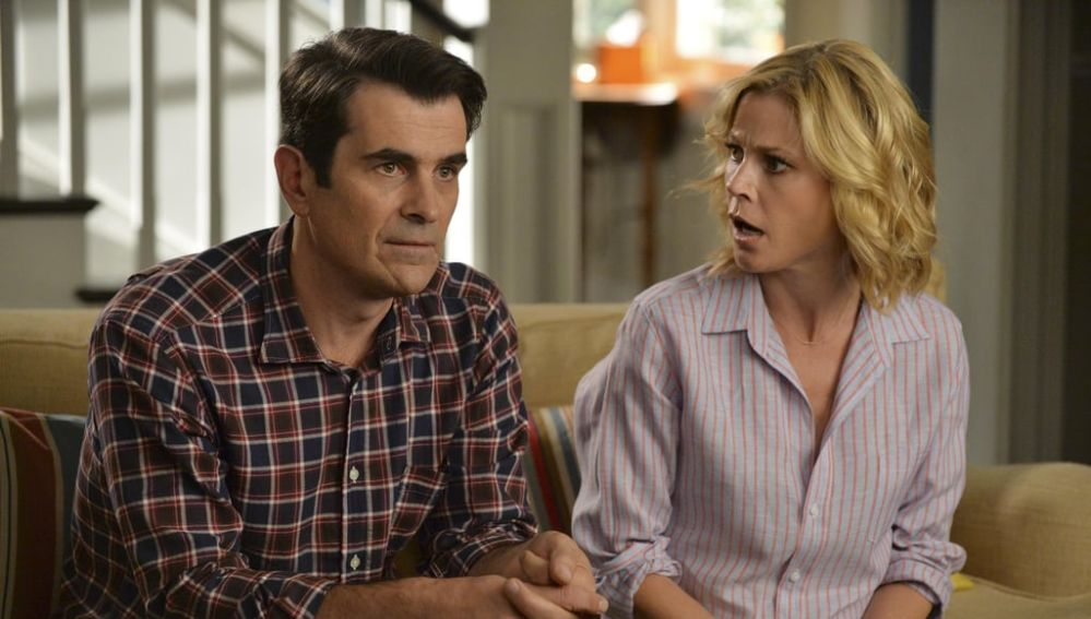 Phil y Claire Dunphy en 'Modern Family'