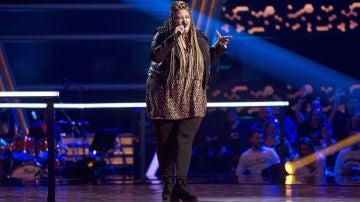 VÍDEO: Adriana Rosa canta 'Chain of fools' en los Asaltos de 'La Voz'