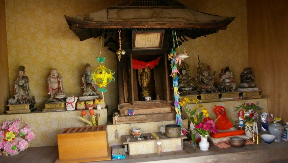 Altar japonés