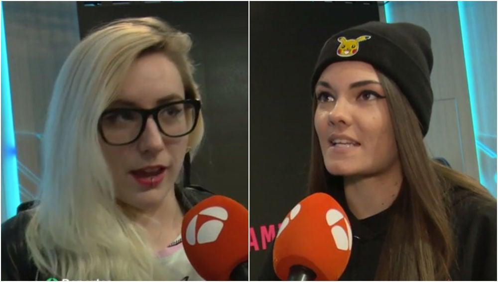 Ainhoa Campos y Sandra Cabeza denuncian el machismo en los eSports