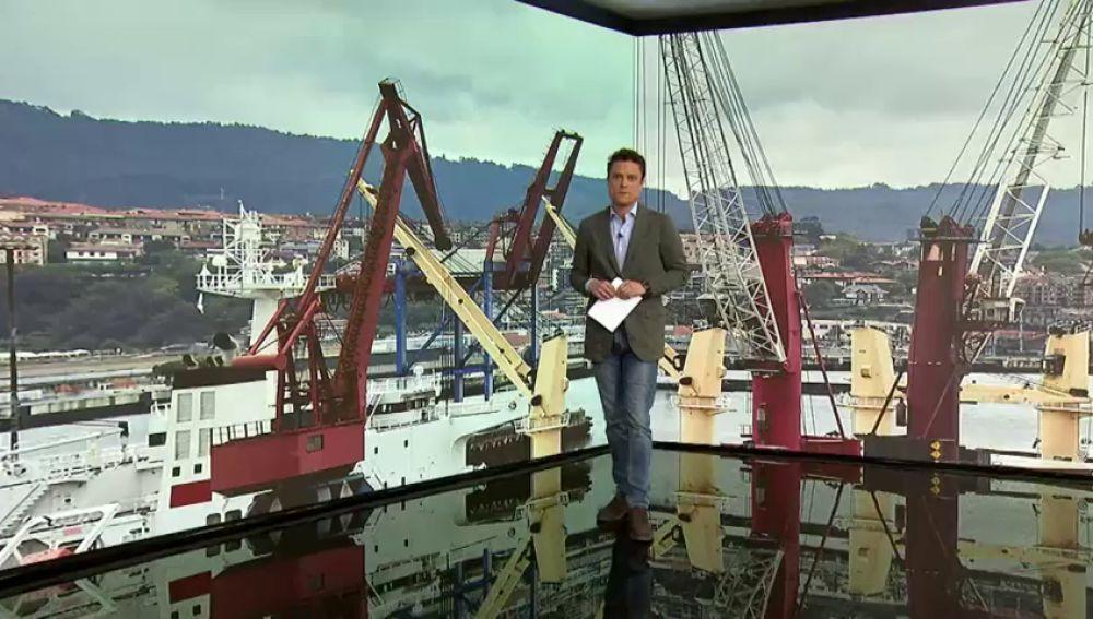 Nuevas movilizaciones de 'La Naval' tras el despido de toda su plantilla