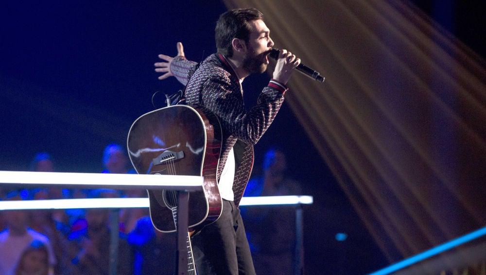 VÍDEO-LA VOZ: Shadday López canta 'Feeling good' en los Asaltos de 'La Voz'