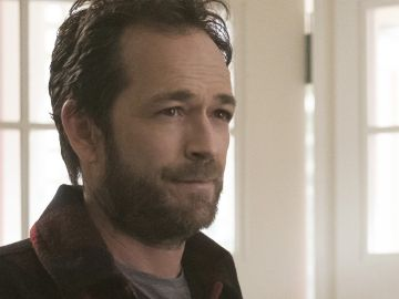 Luke Perry, Fred Andrews en 'Riverdale'