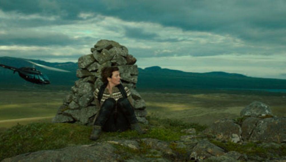 'La mujer de la montaña'