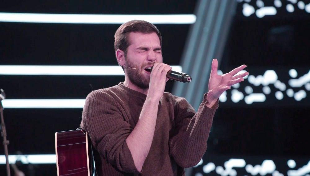 VÍDEO: Shadday da instrucciones a la banda de 'La Voz' para su actuación en los Asaltos
