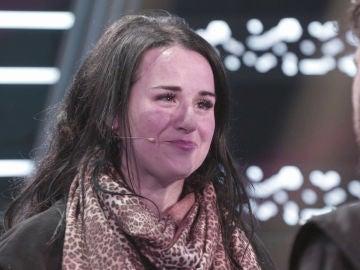 VÍDEO-LA VOZ: Antonio Orozco intenta quitar las manías de Lydia Ruiz durante su ensayo de los Asaltos de 'La Voz'