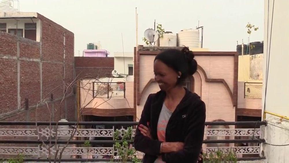 Mujeres borradas: la lucha de Laxmi Agarwal