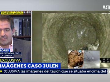 """El autor del polémico informe del dueño de la finca de Totalán: """"La conclusión a la que llegamos es que la piqueta mató a Julen"""""""