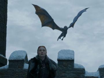 Sansa Stark, tráiler oficial del final 'Juego de Tronos'