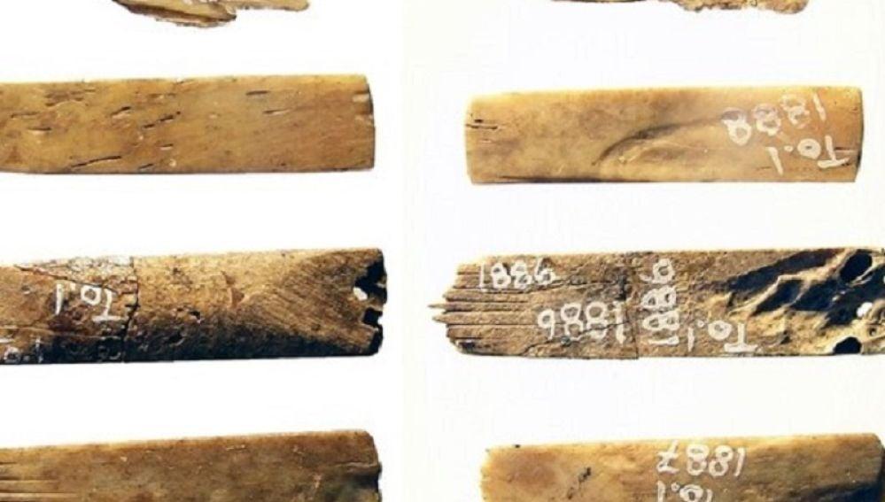 Resultado de imagen para Así son las herramientas para hacer tatuajes más antiguas