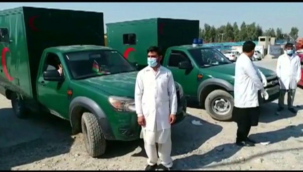 Al menos 21 muertos en un ataque terrorista en Afganistán
