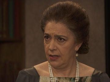 """Francisca, a Fernando: """"Te voy a dar la patada de inmediato"""""""