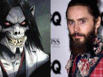 Jared Leto será Morbius