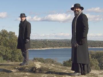 Carmelo y Don Berengario, solos ante el peligro en un sospechoso encuentro