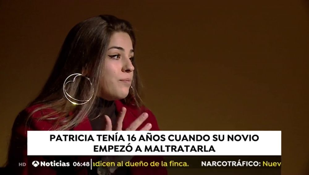 Testimonios de víctimas de violencia de género.