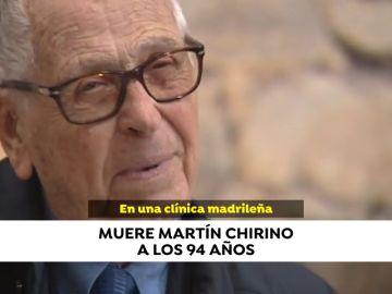 Muere a los 94 años el escultor Martín Chirino
