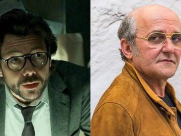 Álvaro Morte de 'La casa de papel' y Antonio Durán de 'Fariña', galardonados en los Premios Unión de Actores
