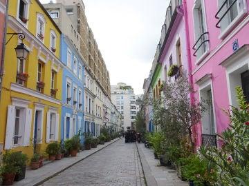 Imagen de archivo de la Rue Crémieux
