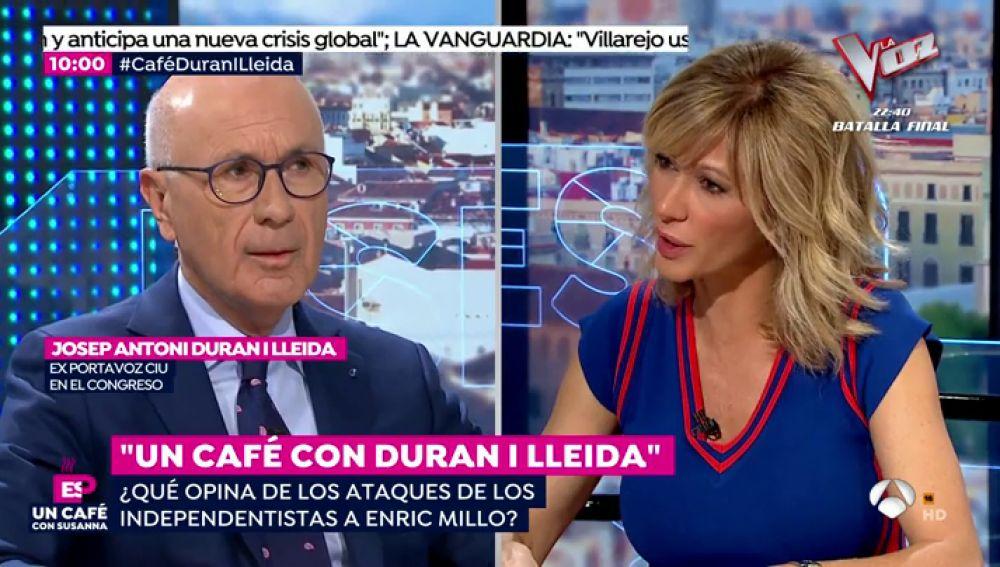 Josep Antoni Duran i Lleida.
