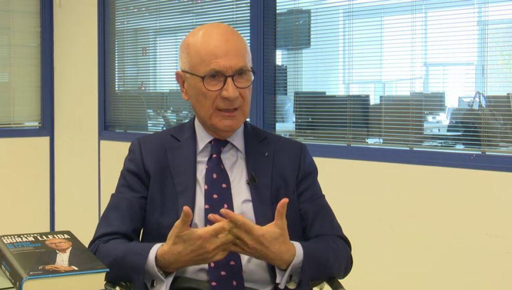 Duran i Lleida critica duramente la última decisión de Puigdemont de imponerse como candidato