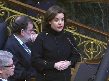 Soraya Sáenz de Santamaría se incorpora al bufete de abogados Cuatrecasas