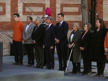 Homenaje a las víctimas del 11-M