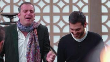 Vídeo: Ensayo Javi Moya y Shadday López en la Batalla Final de 'La Voz'