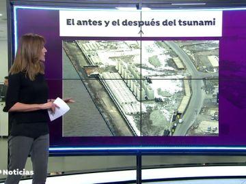 REEMPLAZO | Japón conmemora el octavo aniversario del terremoto y el tsunami de 2011 que dejó 18.000 fallecidos
