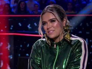 La Voz - Batalla Final 1 - Eva González elogia a Karol G