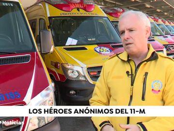 Los héroes del atentado terrorista del 11M