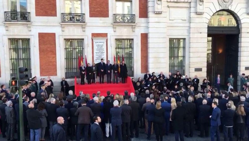 Madrid recuerda a las víctimas del 11M en el decimoquinto aniversario