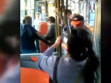 Agresión homófoba  a un chico gay en Chile