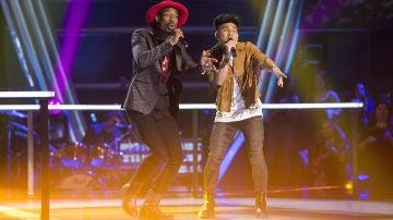 VÍDEO: Lion y Mel cantan 'Havana' en la Batalla de 'La Voz'