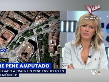 Un hombre se amputa su miembro viril en Zaragoza