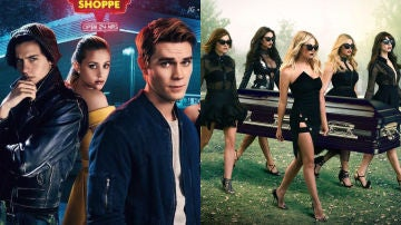 'Riverdale' y 'Pequeñas mentirosas'